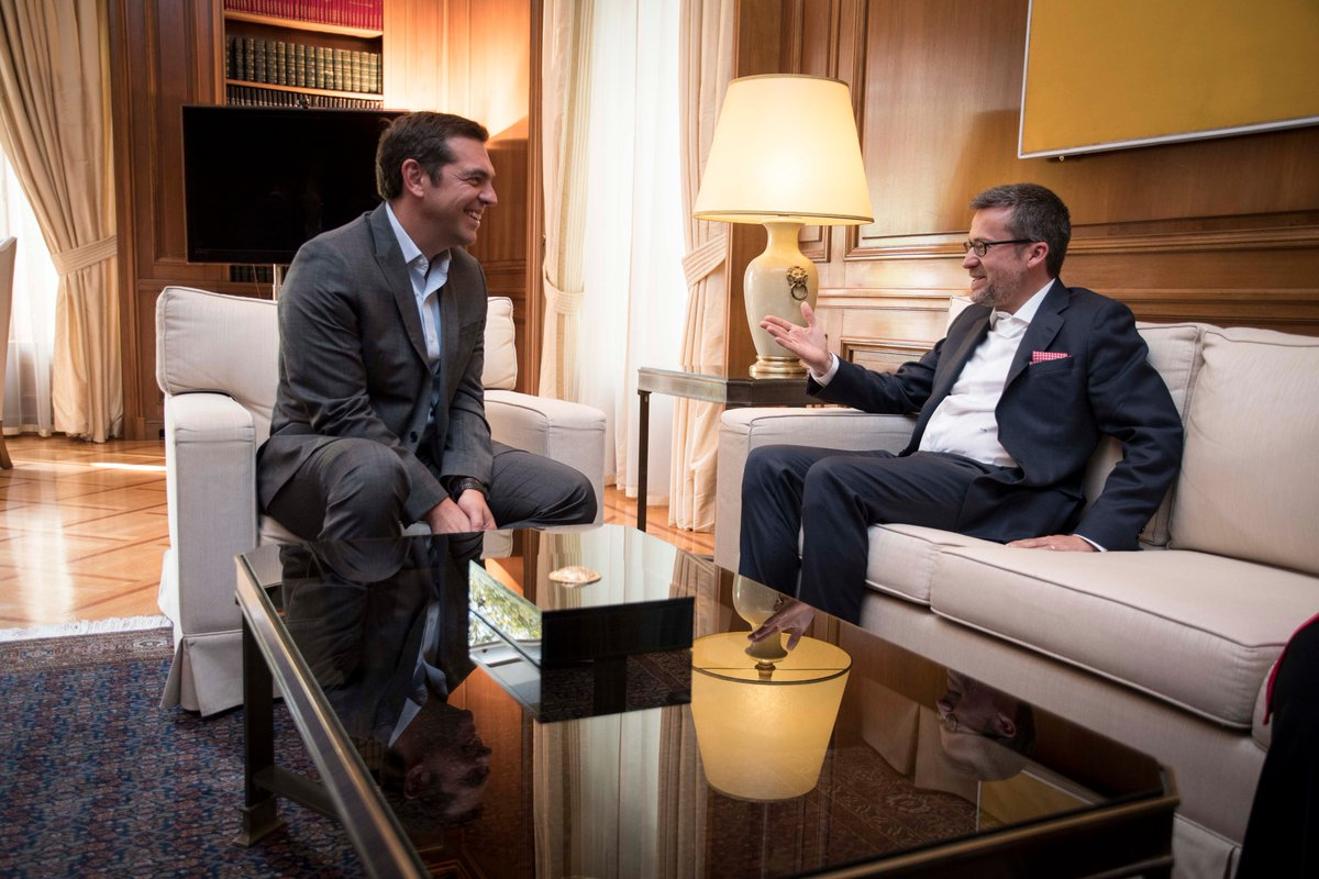 Meeting between the Prime Minister and Commissioner Moedas